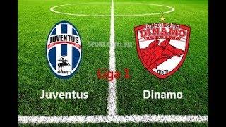 Fc Dinamo Bucuresti Vs Juventus Bucuresti