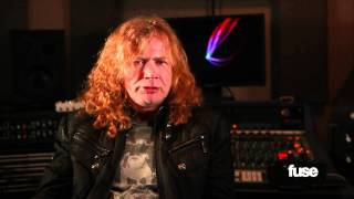 "DAVE MUSTAINE on ""Super Collider"" And His New Label"