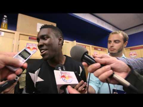 LLOYD SAM: Montreal Impact Post Game Reaction
