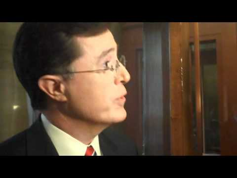 Stephen Colbert Talks Citizens United At FEC