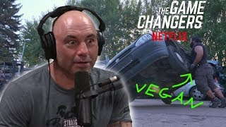 Joe Rogan Reacts to The Game Changers