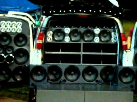 Sound Car La Fria 2010 01
