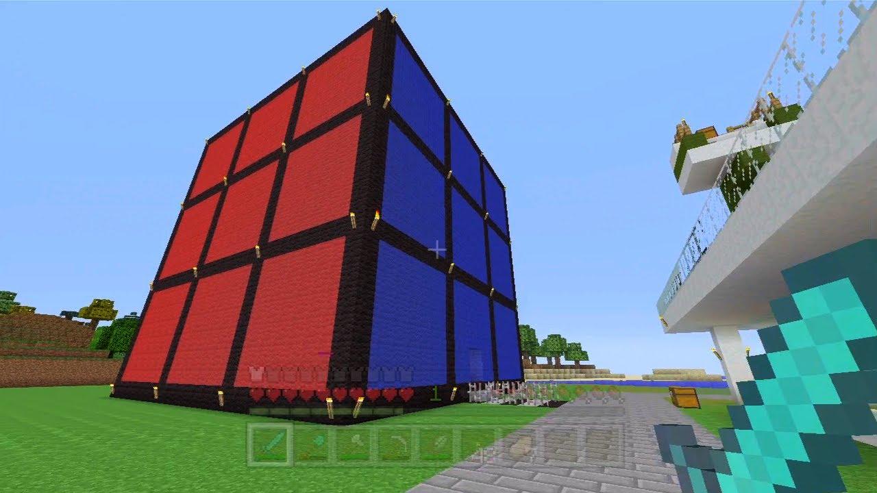 Minecraft Xbox Giant Rubix