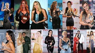 Female Performer Of The Year AVN Award (1993-2018) | Female Pornstar Of The Year
