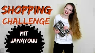 50€ für komplettes Outfit?! Shopping Challenge | Lena