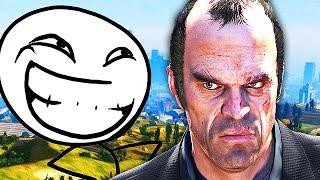 RANDOM GTA 5 Funny Moments (GTA V PC Gameplay)