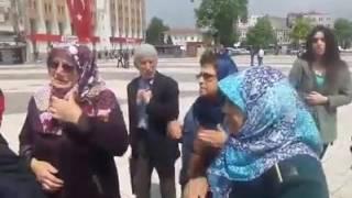 ATATÜRK ANITINA SALDIRIYA TEPKİ