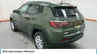 2018 Jeep Compass Holzhauer Auto and Motorsports Group 233135
