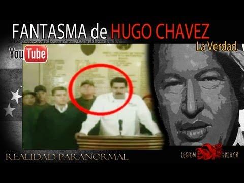 La verdad del FANTASMA DE HUGO CHAVEZ @OxlackCastro