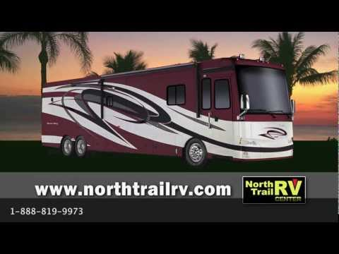 2012 Newmar Dutch Star diesel pusher motor home video