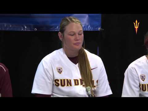 ASU Post Game 2 v Georgia 18 May 2013