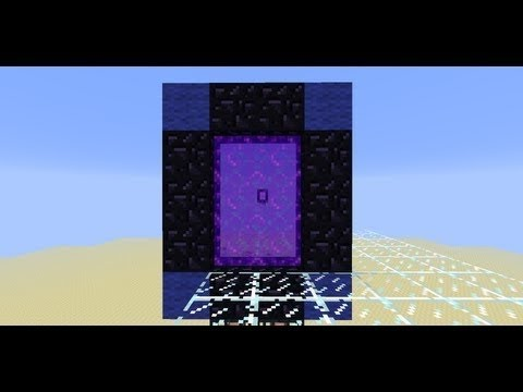 Custom Portals -- Minecraft Mapmaking Tutorial