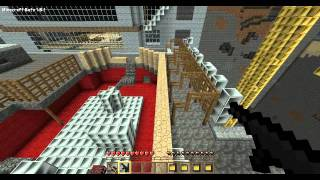 Minecraft - CoD MW2 - Map Review Highrise [+Download]