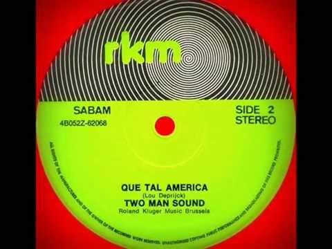 Two Man Sound Que Tal America Brazil O Brazil