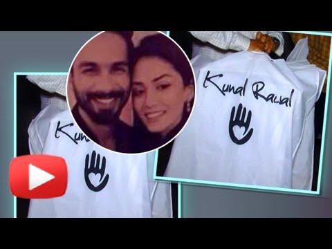 (Video) Shahid Kapoor's Wedding Preparations In Mumbai
