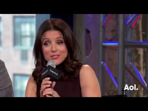 "Julia Louis-Dreyfus, Matt Walsh, And Tony Hale On ""Veep"" 