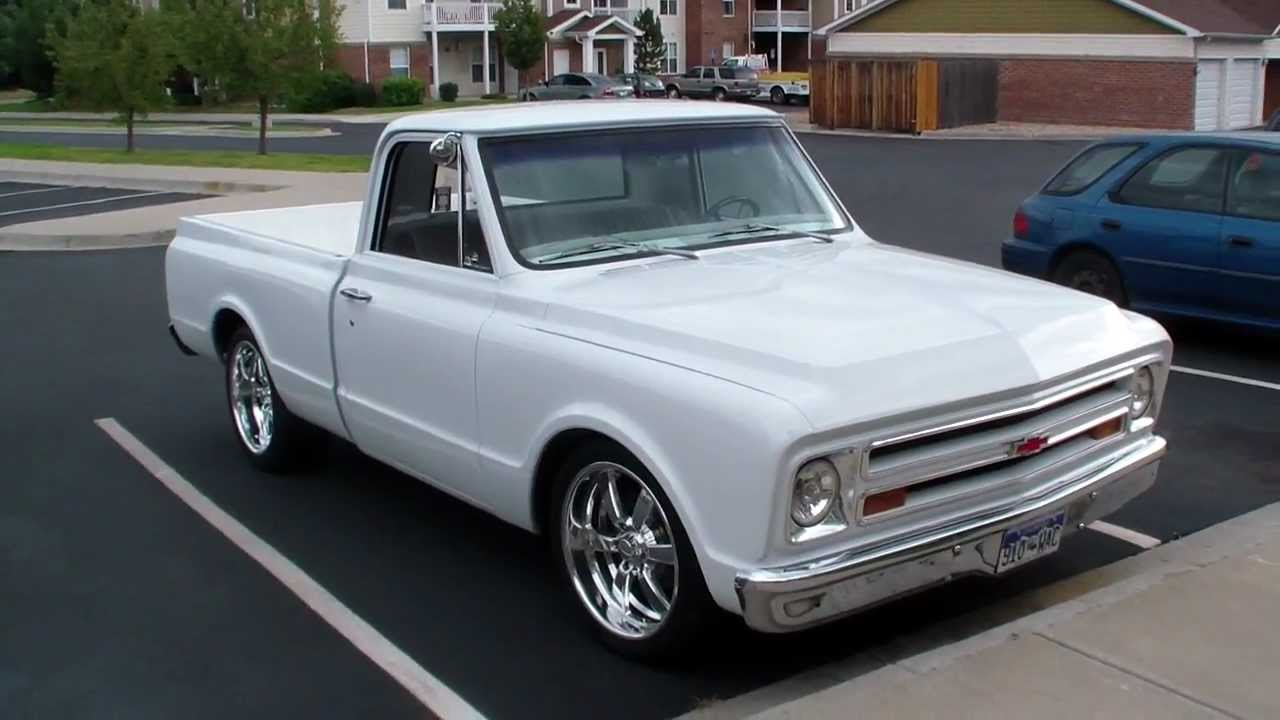 1970 Chevy Truck Best New Car Release Date 1968 C10 Lifted Supercharged Youtube