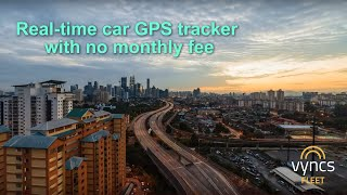 GPS Tracker for Car, No Monthly Fee with Vyncs