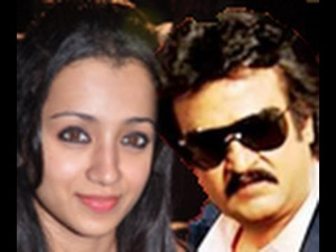Rajini & Trisha got Stylish Actors Award