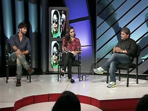 From Hamlet to Haider. In conversation with the cast