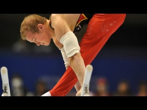 Artistic Worlds 2011 TOKYO - Men&#039;s Final: Vault, Parallel Bars, High Bar - We are Gymnastics!