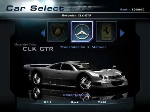 Need For Speed Hot Pursuit 2 Cars