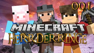 Minecraft Herr Der Ringe #001 | We