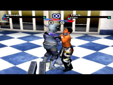 (PS2) - Smackdown Just Bring It - Me Vs Tajiri - Normal 1 V 1 - [1080p HD] thumbnail