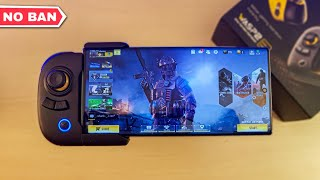 Play COD Mobile With  Gamepad NO BAN - Call Of Duty Mobile Controller Support