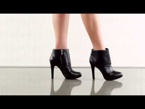 Addey in Black Soft Nappa Silk Jessica Simpson