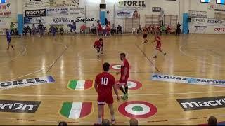 Serie A1M [Play Off 9^]: Fasano - Cingoli 37-24