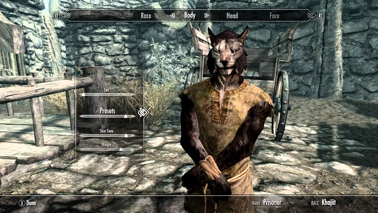 khajiit skyrim the elder - photo #7