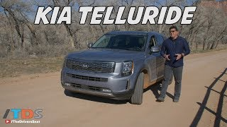 2020 Kia Telluride Review - The most affordable V6, 8-Passenger Crossover!
