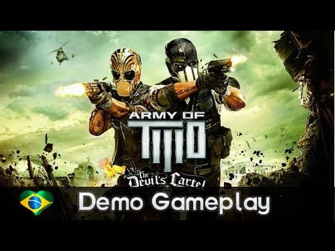 Army of TWO: Devil's Cartel - Gameplay Demo [HD]