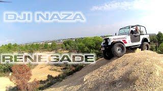 Jeep Renegade & Wrangler DJI Naza
