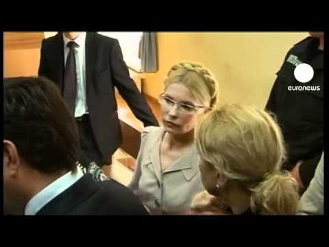 Ukraine's ex-PM Tymoshenko expelled from her trial