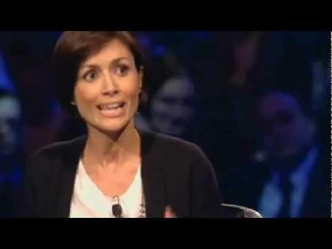 Mara Carfagna a Servizio Pubblico di Michele Santoro 24/01/2013