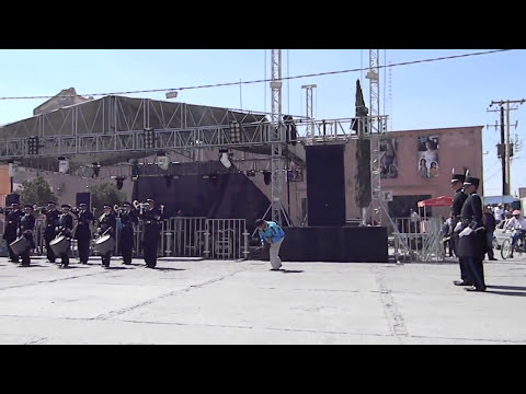 Demostracion Bandas De Guerra Feresa 2011
