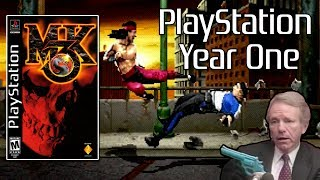 Mortal Kombat 3: How an Arcade Dud Transformed Console Gaming - PlayStation Year One #021