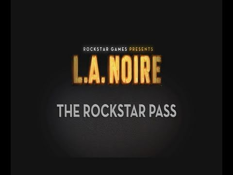 LA Noire Rockstar Pass Explained