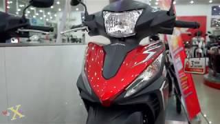 Honda Wave RSX 110i 2019 - Đỏ Đen vành đúc - Revo 110i 2019 Red - Walkaround