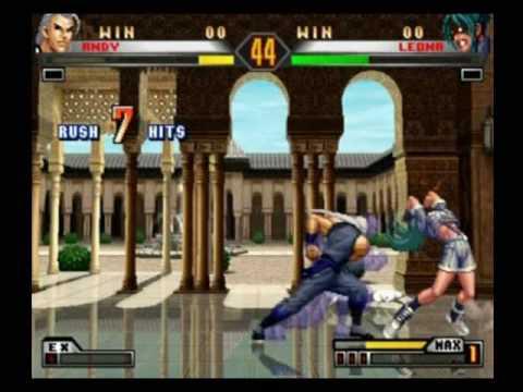 ザ・キング・オブ・ファイターズ'98 ULTIMATE MATCH 100%コンボ集