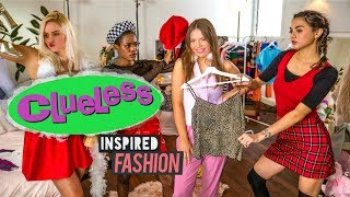 CLUELESS 90's Outfits | Film to Fashion Ep.3