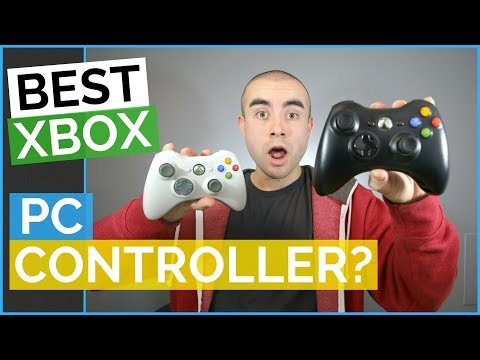 Wireless Xbox Controller for PC Review: The Best Controller for PC Gaming?
