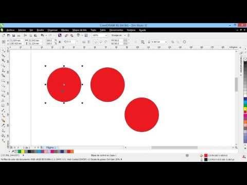 Curso Introducción a CorelDraw X6 - 43 Clonar y Duplicar