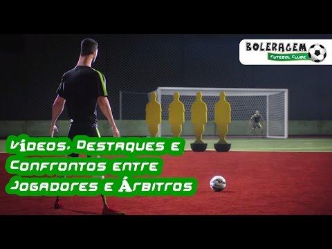 Videos, Destaques e Confrontos entre Jogadores e Árbitros - BoleragemFC -