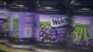 El jugo Welch's es 100% de uva y puede ayudar a mantener un corazón sano