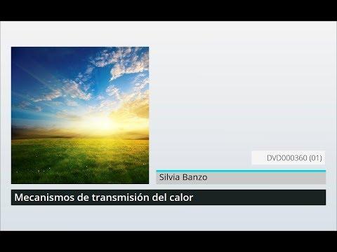 Mecanismos de transmisión del calor