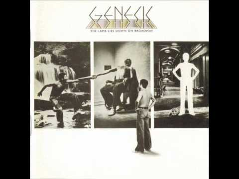 Genesis - The Colony Of Slippermen