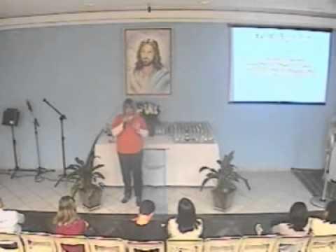 Palestra- Grupo Espírita Esperança - SILVIA MORENO - HONRAR PAI E MÃE - 23/07/14